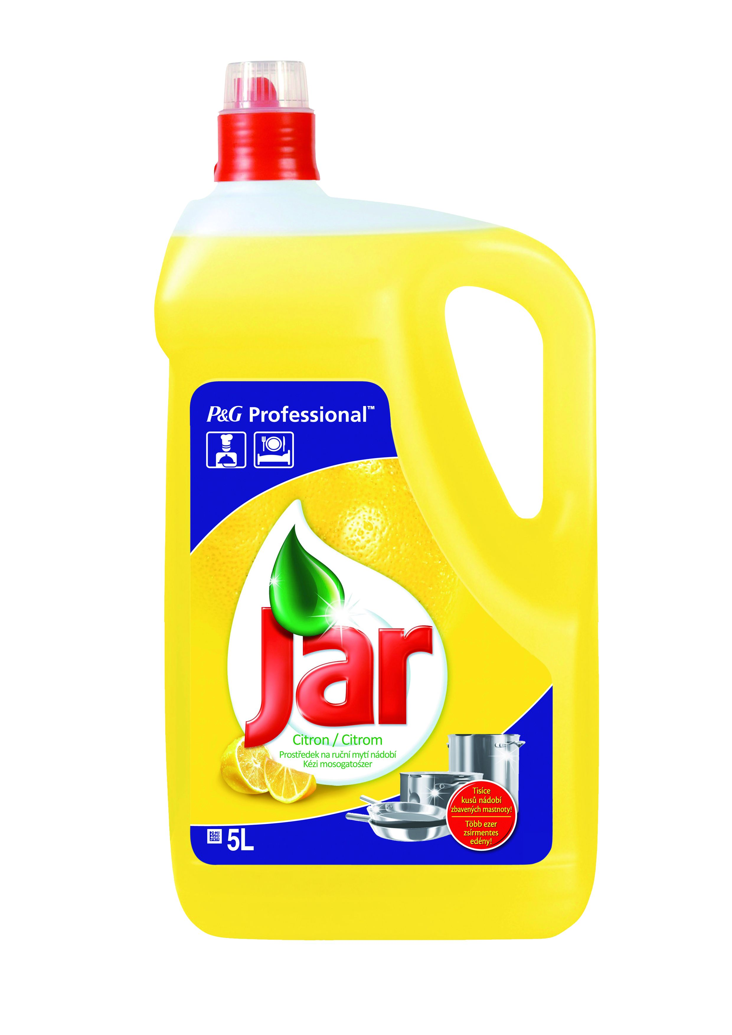 JAR Profesional Lemon 5 l